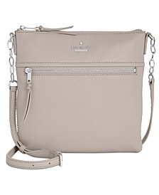 Jackson Street Melisse Small Pebble Leather Crossbody