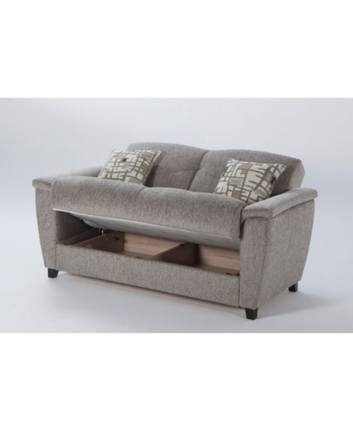 Hudson Aspen 3 Seat Sleeper & Reviews - Furniture - Macy's
