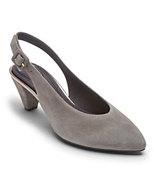 Women's Total Motion Saleya Slingback Pumps