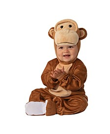 Toddler Girls and Boys Monkey Costume