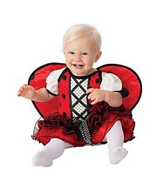 Baby Girls Ladybug Costume