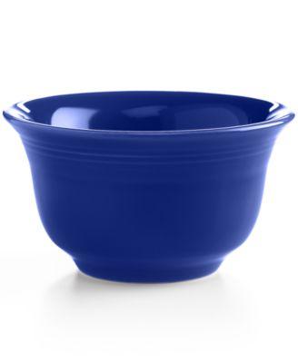 Cobalt Bouillon Bowl