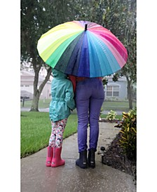 Circus Claire Mommy & Me Rainboots