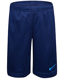 Little Boys Classic Mesh Contrast Shorts