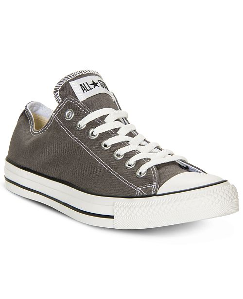 d702894b62d5b6 Converse Men s Chuck Taylor Low Top Sneakers from Finish Line ...
