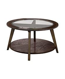Riston Open Shelf Coffee Table