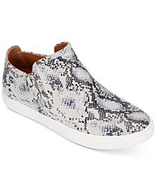 by Kenneth Cole Women's Lowe Double-Zip Sneakers