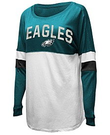 Women's Philadelphia Eagles Boyfriend T-Shirt