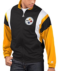 Men's Pittsburgh Steelers The Contender Track Jacket