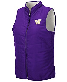 Women's Washington Huskies Blatch Reversible Vest