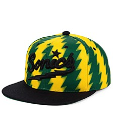 Seattle SuperSonics Top Dog Snapback Cap