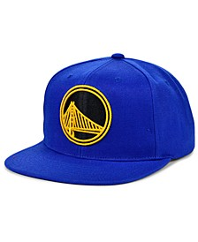 Golden State Warriors Full Court Pop Snapback Cap
