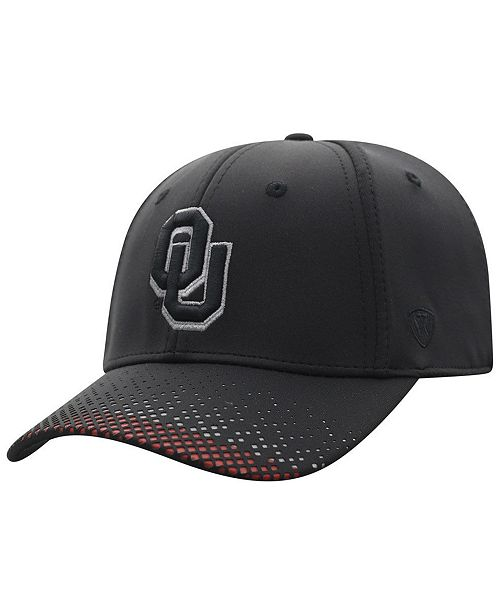 Top of the World Oklahoma Sooners Lumens Flex Stretch Fitted Cap
