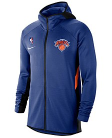 Men's New York Knicks Thermaflex Showtime Full-Zip Hoodie