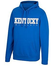 Men's Kentucky Wildcats Stacked Logo Hooded Sweatshirt