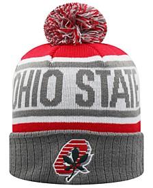 Ohio State Buckeyes Action Pom Knit Hat