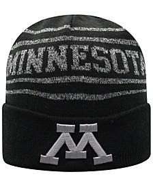 Minnesota Golden Gophers Bright Night Cuffed Knit Hat