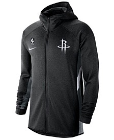Men's Houston Rockets Thermaflex Showtime Full-Zip Hoodie