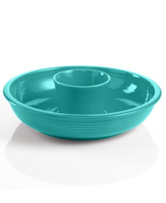 Turquoise Chip and Dip Set