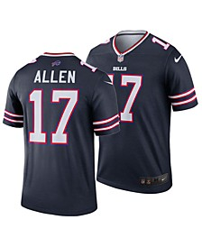 Men's Josh Allen Buffalo Bills Inverted Color Legend Jersey