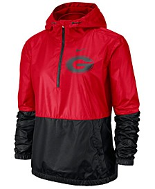 Women's Georgia Bulldogs Half-Zip Jacket