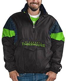Men's Minnesota Timberwolves Breakaway Pullover Jacket