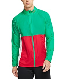Men's Academy Colorblocked Soccer Jacket