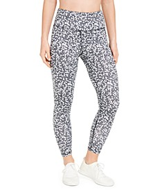 Heart-Print Leggings, Created For Macy's