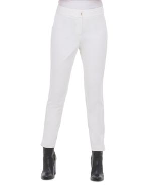 Calvin Klein Pants MID-RISE PANTS