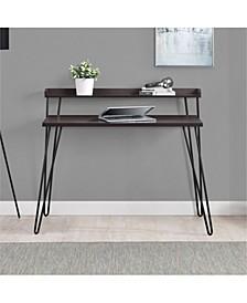 Haven Retro Desk with Riser