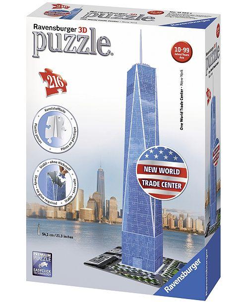 Ravensburger One World Trade Center, New York 3D Puzzle - 216 Piece