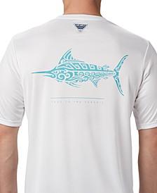 Men's PFG Terminal Tackle Tribal Fish T-Shirt