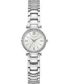Women's Stainless Steel Bracelet Watch 25mm