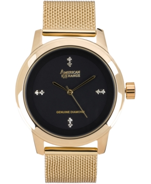 Men's Genuine Diamond Collection Watch