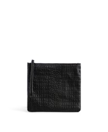 Bree Clutch with Croco