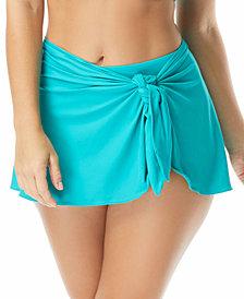 Coco Reef Contours Halo Sarong Swim Skirt