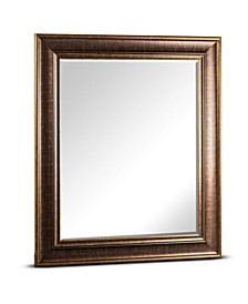 American Art Decor Bentley Beveled Wall Vanity Mirror