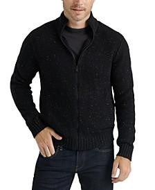 Men's Donegal Zip Sweater