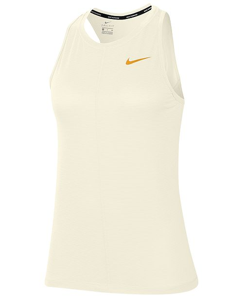 Nike Women's Shine Miler Dri-FIT Tank Top