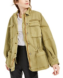 Seize The Day Military Jacket