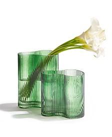 Organic Asymmetrical  Vases - Set of 2