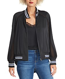 Zip-Up Lightweight Jacket