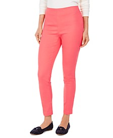 Chelsea Twill Tummy-Control Cropped Pants, Created for Macy's