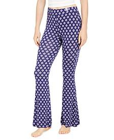 Hudson Printed Bootcut Pajama Leggings, Online Only