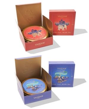 Vahdam Teas Darjeeling Summer Maharaja Breakfast Black Tea, Combo, Gift Set
