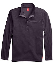 EMS® Men's Destination 4-Button Sweatshirt