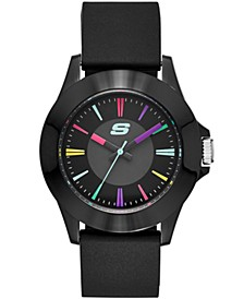 Women's Rosencrans Silicone Strap Watch 41.5mm