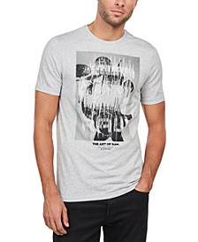 Men's Slim-Fit Musician Graphic T-Shirt, Created For Macy's