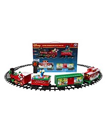 Mickey Mouse Express Ready to Play Train Set