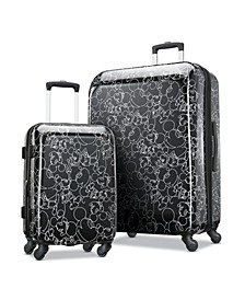 Disney by Mickey Mouse Scribbler Hardside Luggage Collection